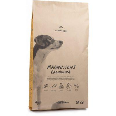 økologisk hundemat