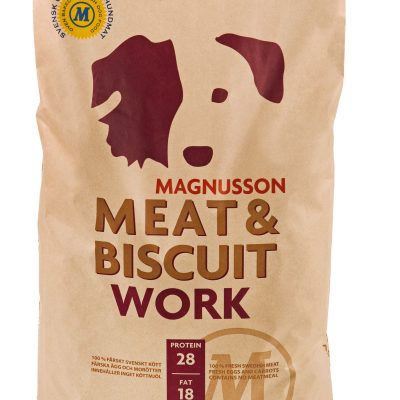 Magnusson Meat & Biscuit