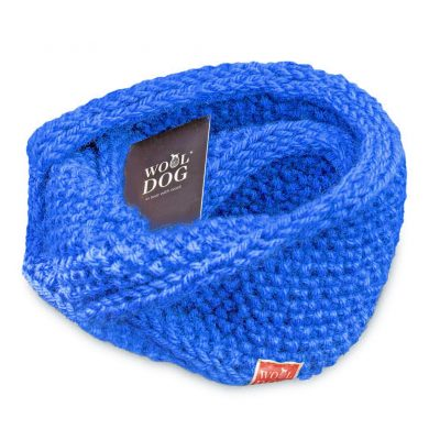 ultra marine hals fra wool dog
