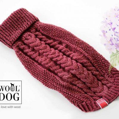 wool dog classic hortensia
