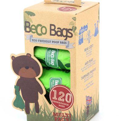 Bæsjeposer fra Beco Pets